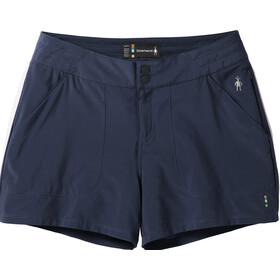 Smartwool Merino Sport 150 Hike Pantalones cortos Mujer, deep navy